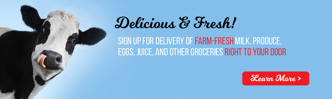 Farm fresh groceries delivered to your door - Long Valley, NJ